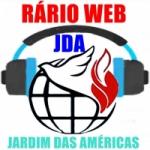 Logo da emissora Rádio Jardim das Américas