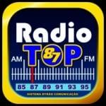 Logo da emissora Rádio Top 87
