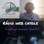 Logo da emissora Rádio Web Catolé