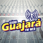 Logo da emissora Rádio Guajará FM Web