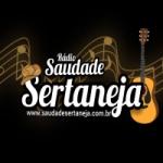 Logo da emissora Rádio Saudade Sertaneja