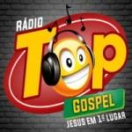Logo da emissora Rádio Top-Gospel