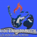 Logo da emissora Rádio Ranchos Dos Profetas