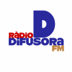 Logo da emissora Rádio Difusora FM