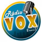 Logo da emissora Rádio Vox Brasil