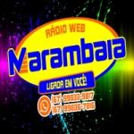 Logo da emissora Rádio Web Marambaia