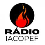 Logo da emissora Rádio Iacopef