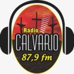 Logo da emissora Rádio Calvário FM