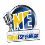 Logo da emissora Rádio Nova Esperança