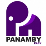 Logo da emissora Panamby Easy