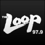 Logo da emissora Radio WLUP The Loop 97.9 FM