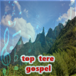Logo da emissora Rádio Top Tere Gospel