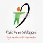 Logo da emissora Radio Arc en ciel 2 Bougouni