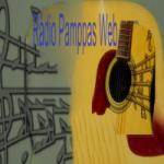 Logo da emissora Rádio Pamppas Web 2 Itajaí SC