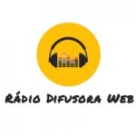 Logo da emissora Rádio Difusora Web