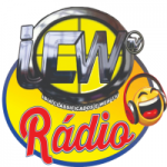 Logo da emissora Rádio ICW Tv Ibia