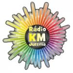 Logo da emissora Rádio KM Jurema