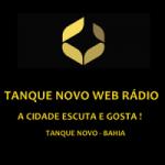 Logo da emissora Tanque Novo Web Rádio