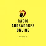 Logo da emissora Rádio Adoradores Online