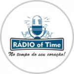 Logo da emissora Rádio Of Time