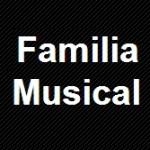 Logo da emissora Família Musical