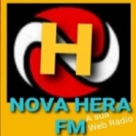 Logo da emissora Rádio Nova Hera FM