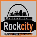Logo da emissora Rádio Rockcity