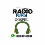 Logo da emissora Rádio RZ Gospel