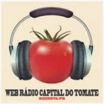Logo da emissora Web Rádio Capital do Tomate