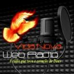 Logo da emissora Vida Nova Web Rádio