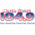 Logo da emissora Radio WBOQ North Shore 104.9 FM