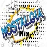 Logo da emissora Nostalgia Mix