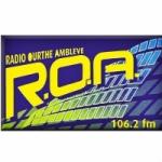 Logo da emissora R.O.A 106.2 FM