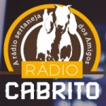 Logo da emissora Rádio Cabrito