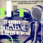 Logo da emissora Web Rádio Bocaina Mambucaba