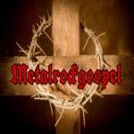Logo da emissora Rádio Metal Rock Gospel