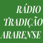 Logo da emissora Rádio Tradição Ararense Web