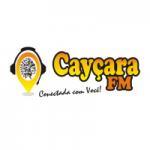 Logo da emissora Rádio Cayçara FM