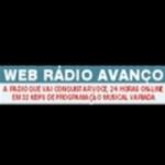 Logo da emissora Rádio Web Avanço