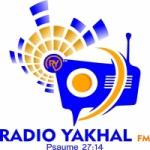 Logo da emissora Rádio Yakhal FM