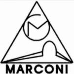 Logo da emissora Marconi Web Rádio
