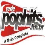 Logo da emissora Rádio PopHits 96.7 FM