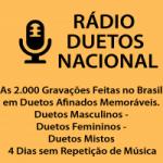 Logo da emissora Rádio Duetos Nacional