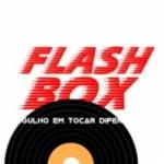 Logo da emissora Rádio Flashbox