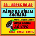 Logo da emissora Rádio da Bíblia Sagrada
