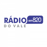Logo da emissora Rádio Do Vale 820 AM