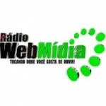 Logo da emissora Web Mídia Online
