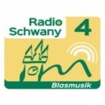 Logo da emissora Radio Schwany 4 Blasmusik
