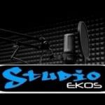 Logo da emissora Ekos FM