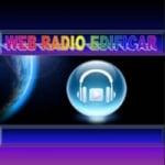 Logo da emissora Rádio Edificar